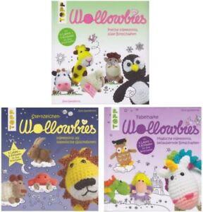 Wollowbies Buch Tiere Häkeln Häkelanleitungen Anleitungen