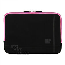 """For Toshiba Excite 10"""" LE Tablet Carry Microsuede Sleeve Cover Case Protector"""
