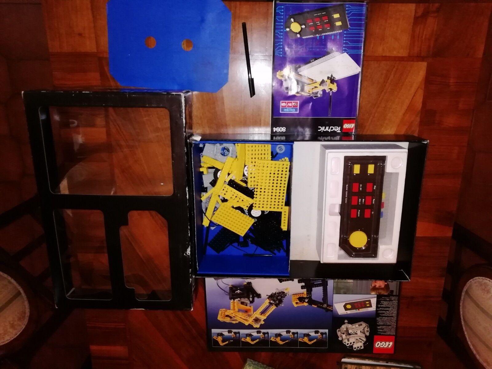 VINTAGE TECHNIC CONTROL CENTER LEGO   SET 8094