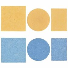 Sponge Square Rectangle Rounded High Temperature Resistant Sponge For Solders