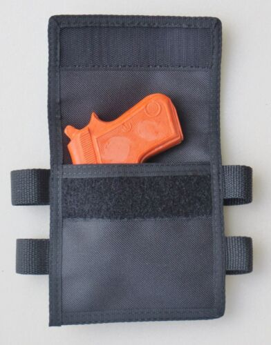 Hidden Leg Pouch for RAVEN BERETTA Small 22,25 /& 32 Pistols JENNINGS BRYCO