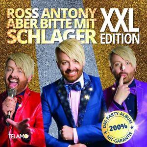 ROSS-ANTONY-ABER-BITTE-MIT-SCHLAGER-XXL-EDITION-CD-NEUF