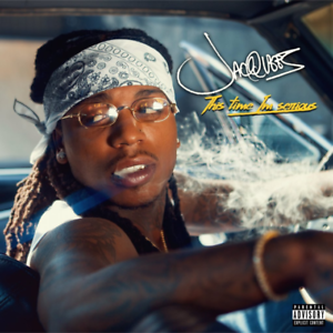 """Jacquees This Time I/'m Serious EP Album Poster Art Print 12x12/"""" 24x24/"""" 32x32/"""""""