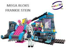MEGA BLOKS MONSTER HIGH ELECTRIFYING ROOM FRANKIE STEIN 147 PCS NEW FIGURE