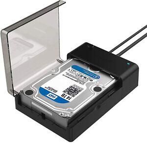 Sabrent SATA to USB 3.0 Hard Drive Station EC-DFLT