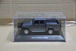 Altaya-1-43-IXO-Agrale-Marrua-2006-Pickup-Trucks-Diecast-Models-Car-Collection