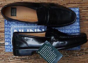 Nunn Bush Quot Bentley Quot Mens Quality Black Leather Dress