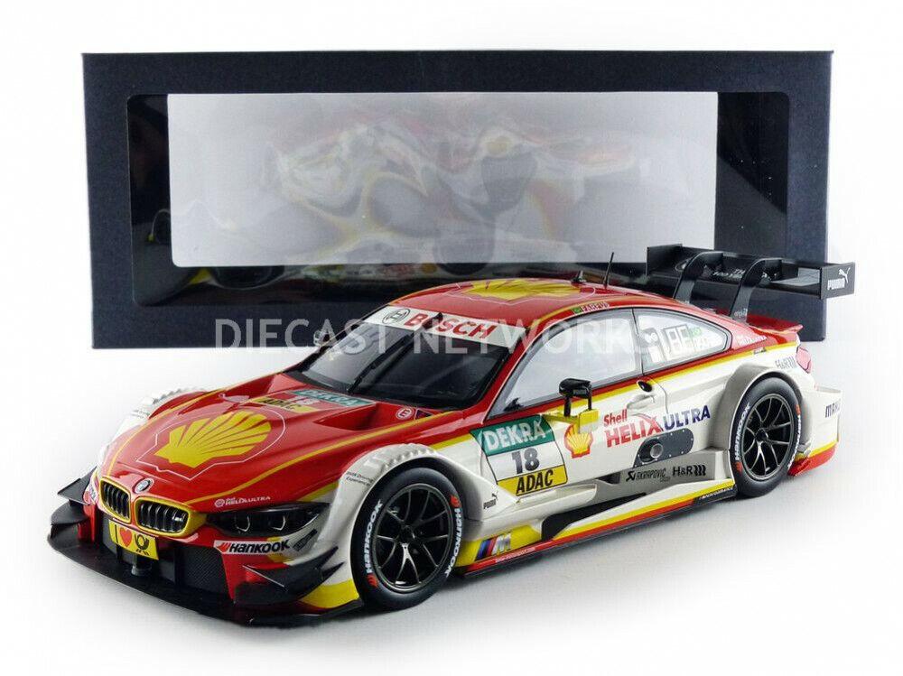CONSTRUCTOR MODELS - 1 18 - BMW M4 DTM - 2016 - 80432413775