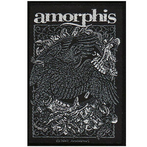 AMORPHIS-THE-WANDERER-ODIN-039-S-RAVEN-PATCH-Sew-On-Death-Metal-NEW