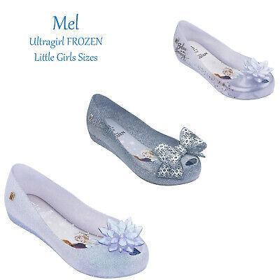 melissa Kids Mel Ultragirl Frozen Ballet Flat