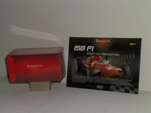 Atlas Ferrari F1 Collection1:43 zur Auswahl neu in OVP mit Datenblatt 1-24