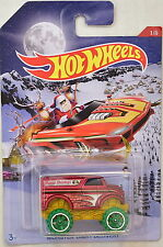 HOT WHEELS HOLIDAY HOT RODS 2016 MONSTER DAIRY DELIVERY #1/5