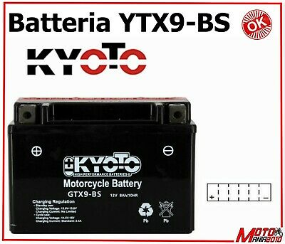 Batería Suzuki Rf 600 r 1993-1998 Kyoto 712090 YTX9-BS