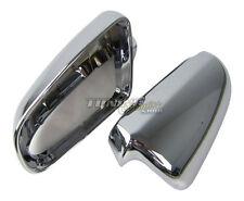 KOMPLETTE Chrom Gehäuse Spiegel Spiegelkappen Außenspiegel für Audi A4 S4 B5 8D