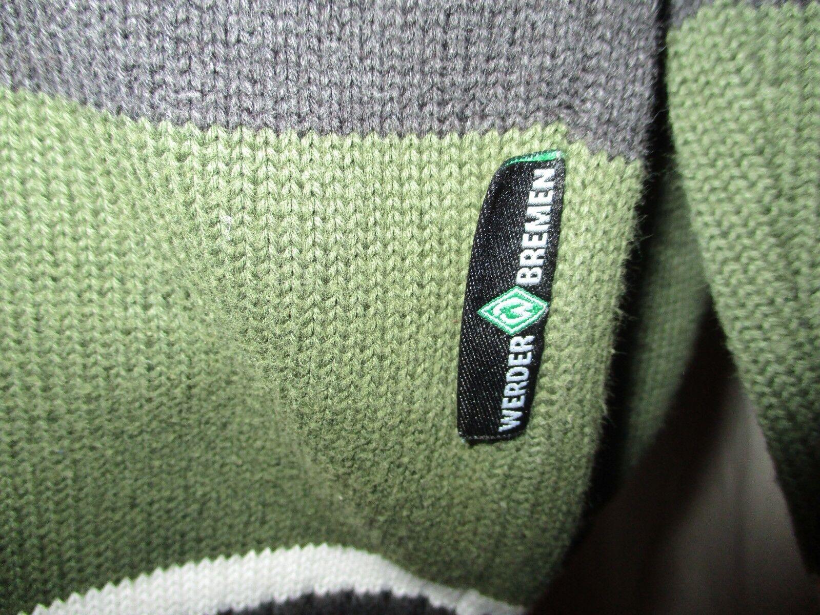 Werder Werder Werder Bremen Original Strick Troyer Strick