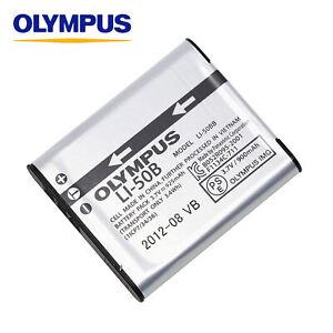 Genuine Olympus Li-50B Battery for Touch u1030 8010 9000 XZ-1 XZ-10 SZ-30 SZ-20