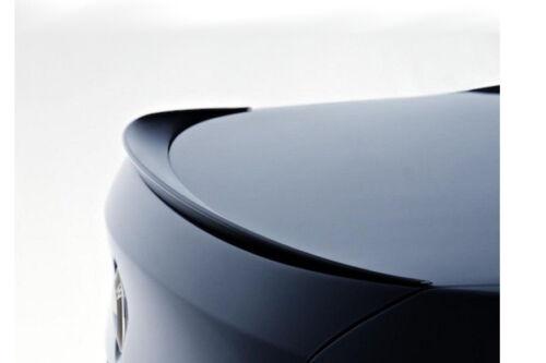 lackiert gloss SCHWARZ Slim spoiler abrisskante lippe für bmw e39 limousine