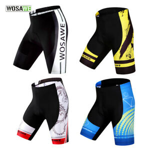 Mens-Cycling-Shorts-3D-Gel-Padded-MTB-Road-Bike-Bicycle-Short-Pants-Tights-S-2XL