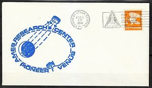United-States-1978-Aug-3-space-cover-Pioneer-Venus-Multiprobe-launch-NASA