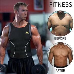 ningmi men's weight loss workout neoprene body shaper