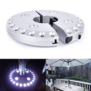 Patio-Umbrella-Pole-Light-28-LED-Outdoor-Garden-Yard-Lawn-Night-Lights-CordlessK