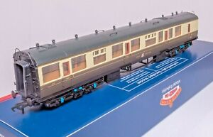 Bachmann-34-076A-OO-Gauge-GWR-Collett-Brake-Composite-Coach-Chocolate-and-Cream