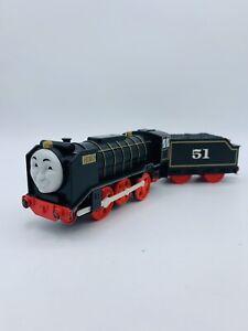 2009 Hiro Trackmaster Train Engine Motorized + Coal Tender Thomas & Friends