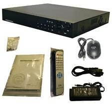 Sunvision CCTV 16 Ch Real-time Surveillance CIF H.264 Network DVR with no HDD
