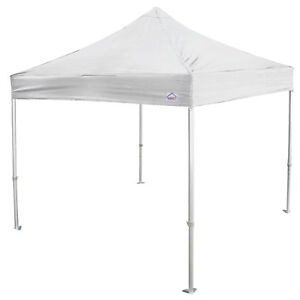 best sneakers 444f0 fd84f Details about 10x10 EZ Pop Up Canopy Tent Heavy Duty Aluminum Outdoor  Gazebo WATERPROOF Top