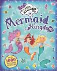 Mermaid Kingdom Over 1000 Reusable Stickers (little Hands Creative Sticker PLA