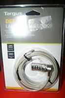 Targus Defcon Cl Laptop Projector Netbook Cable Lock Built-in Slot