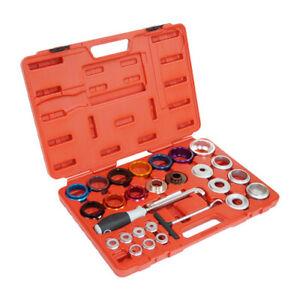 27Pcs-Engine-Crankshaft-Camshaft-Cam-Oil-Seal-Remover-Installer-Repair-Tool-Kit