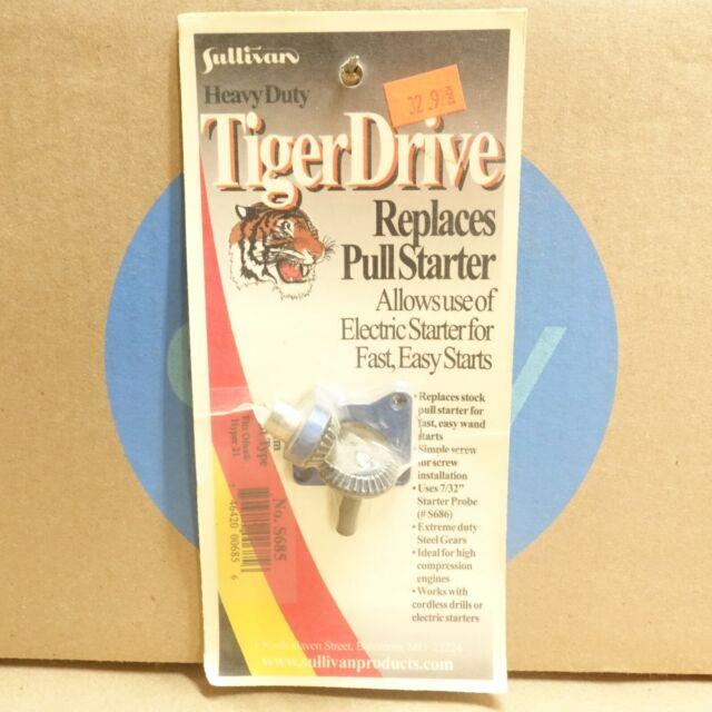 Sullivan S685 TigerDrive Adapter 6mm Traxxas 2.5