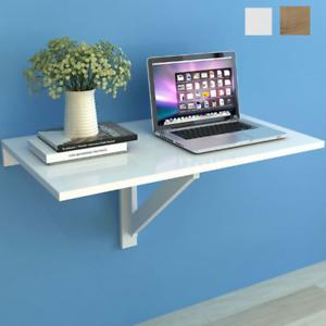 Tavolo da parete muro pieghevole tavolino cucina balcone scrivania pc 100x60cm ebay - Tavolo da muro pieghevole ...