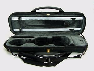 Full-Size-4-4-Shape-Lightweight-Violin-Case-with-Velvet-inside-and-Carry-Straps