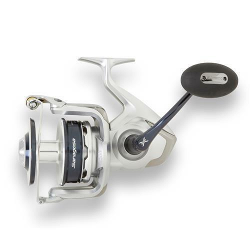 NEW SHIMANO SARAGOSA SW 10000 SRG 10000 SPINNING REEL 13 DAYS FAST DELIVERY