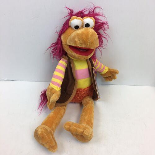 "Jim Henson/'s FRAGGLE ROCK 15/"" Gobo  Manhattan Toy Co Plush 2009 NWT New"