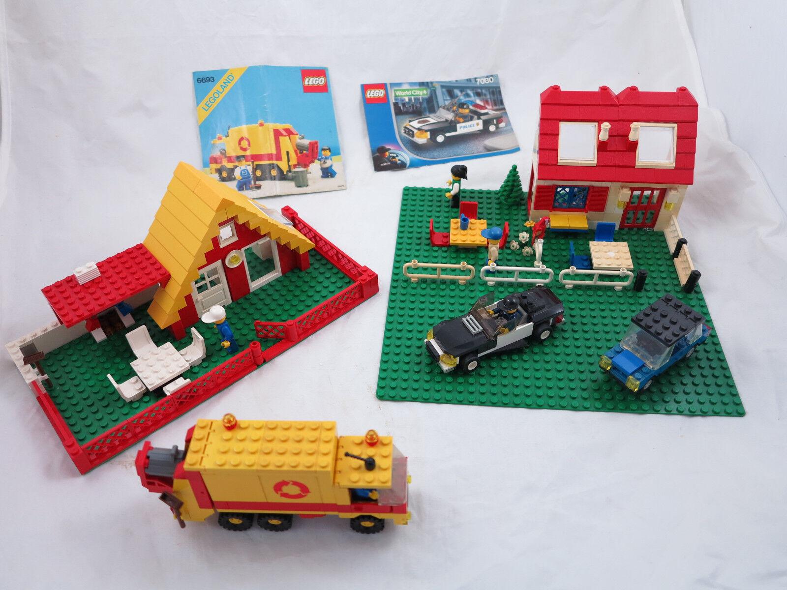 LEGO LEGOLAND 6693/7030