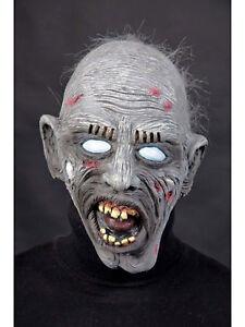 Maske Zombie für Erwachsene Latex Karneval Untote