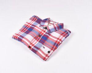 Tommy-Hilfiger-Vaqueros-Hombre-Multicolor-Camisa-Talla-M