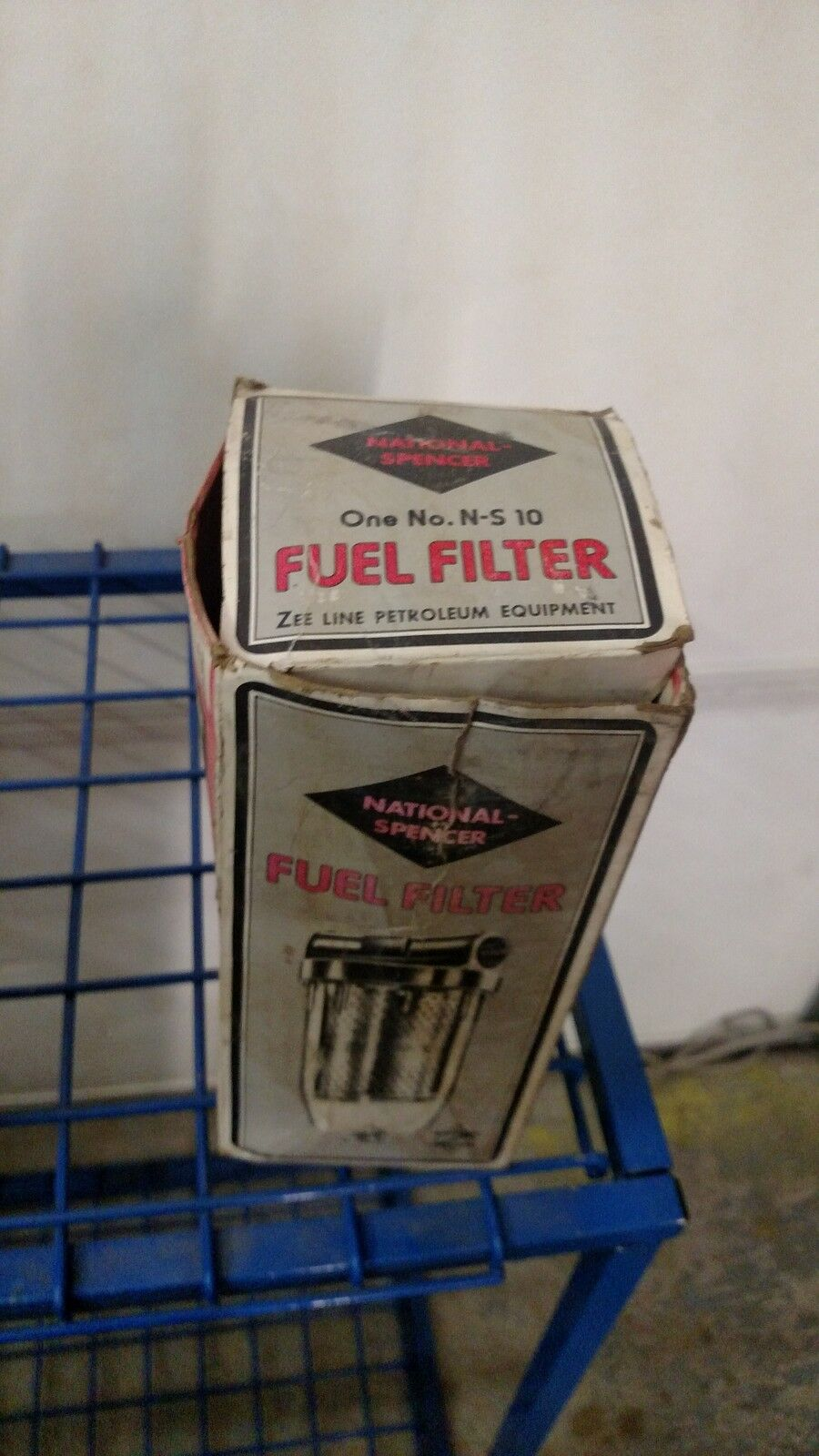 Business Industrial S 10 Fuel Filter National Spencer N