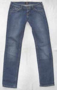 Lee Women's Jeans W25 L32 Model Lynn Narrow 25-32 Condition Very Good