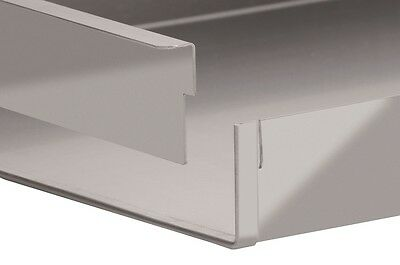 Initiative Schnittkuchenblech Backblech Küchenblech 58x20x5 Cm Mit Rand Mit Steckschiene Farben Sind AuffäLlig Bäckereiausstattung Back- & Verkaufsbleche