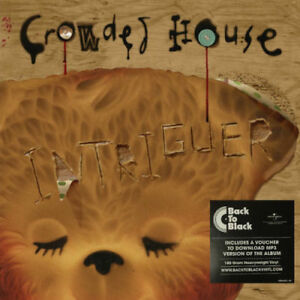 Crowded-House-Album-Intriguer-180-Gram-Vinyl-LP-Download-NEW-UK-STOCK-Gift-idea