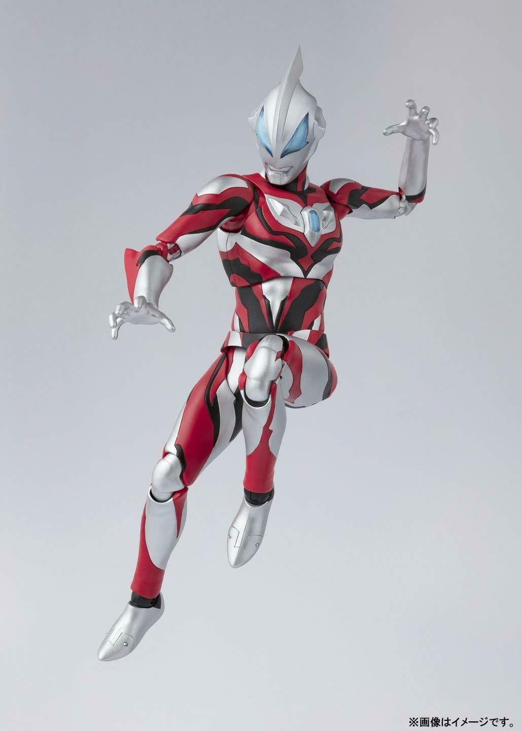 Figuarts ULTRAMAN GEED primitive 150mm ABS /& PVC painted action figure S.H