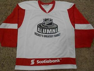 Pat Quinn NHL Hockey Alumni Team Jersey - Men s XL - Sportzbiz  f60cb4373