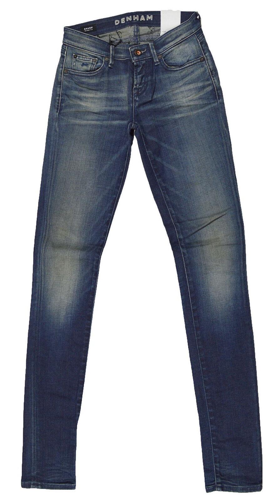 Denham Sharp VBS Skinny Fit Damen Jeans Hose outlet Jeans Hosen sale 1-162