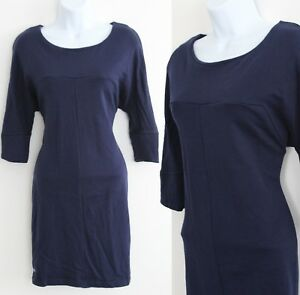 32ca32e1323e LACOSTE Women's Navy Blue Dress Tunic All Season Size UK 8 / EUR 36 ...