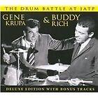 Buddy Rich - Drum Battle (Gene Krupa and at JATP/Live Recording, 2011)
