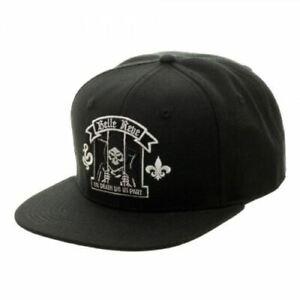 Suicide-Squad-Belle-Reve-Logo-Black-Snapback-Cap-Genuine-AU-Stock